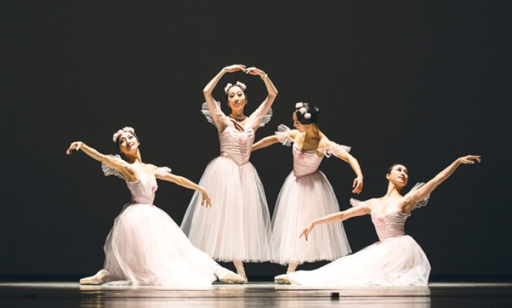 Seoul Ballet Theatre will present a gala performance at the outdoor square of the Seoul Arts Center on May 14. / Courtesy of BAFEKO