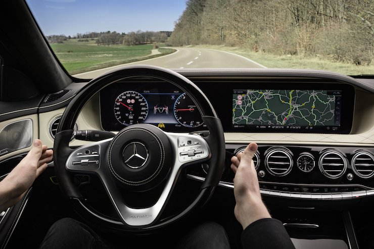 Mercedes-Benz to roll out driverless vehicle within 5 years