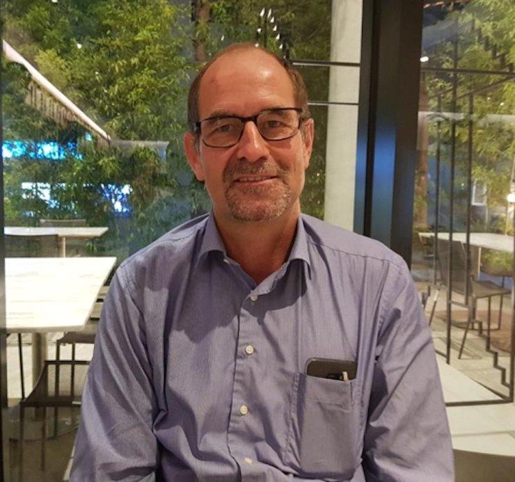 Global Fund External Relationship Director Christoph Benn / Yonhap