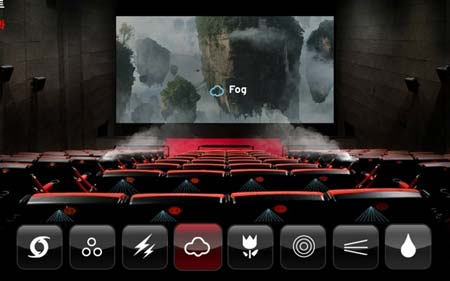 has the future of movie theaters arrived rh koreatimes co kr 4DX Chairs 4DX Chairs
