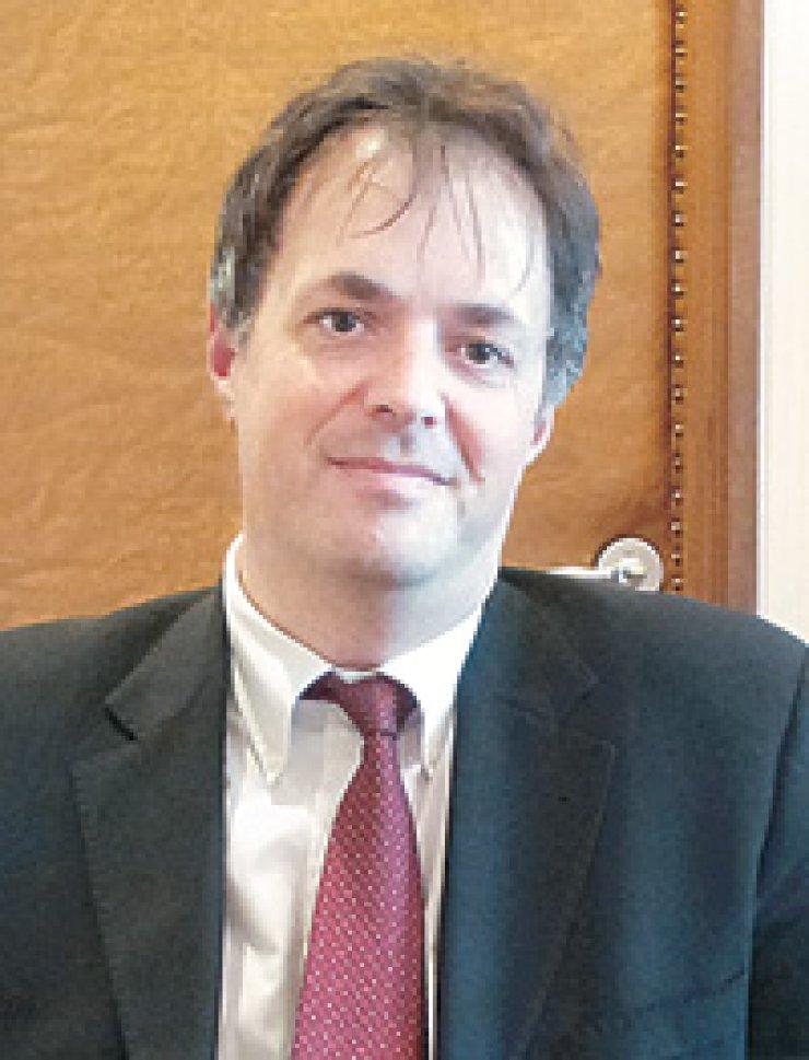Hungarian AmbassadorGabor Csaba