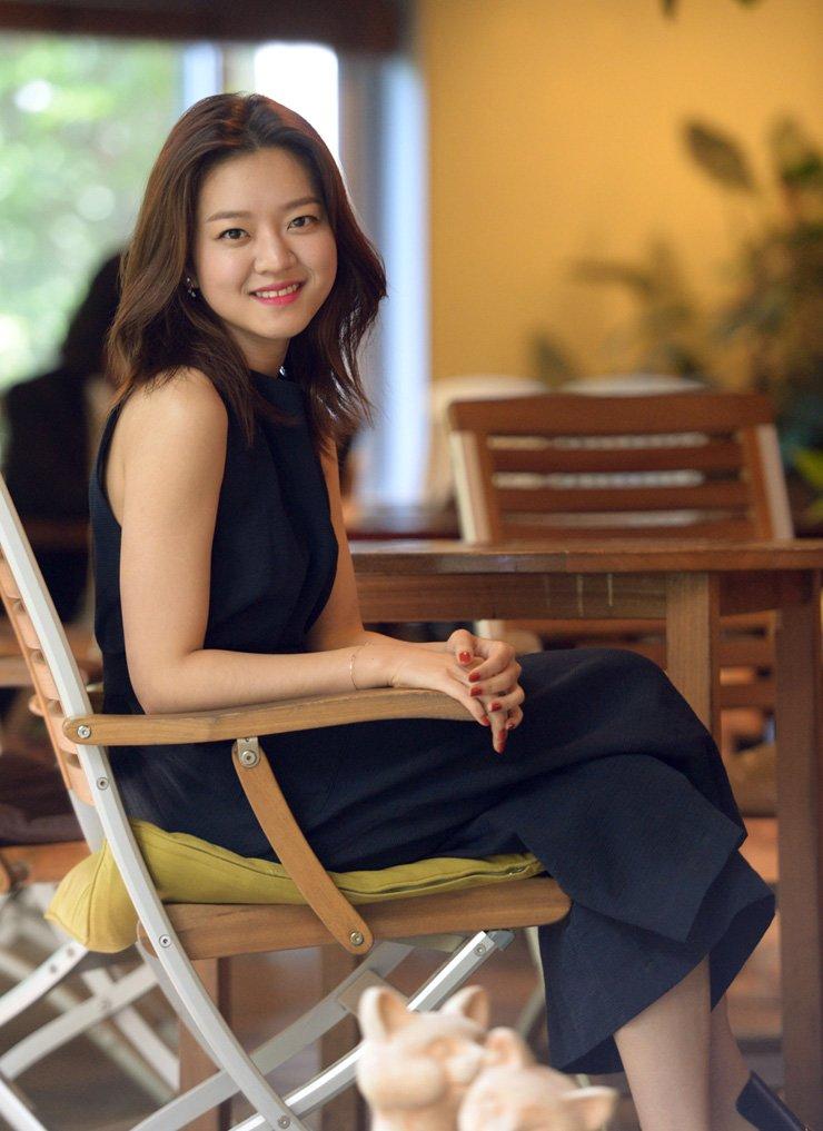 Actress Go Ah-sung / Korea Times file photo