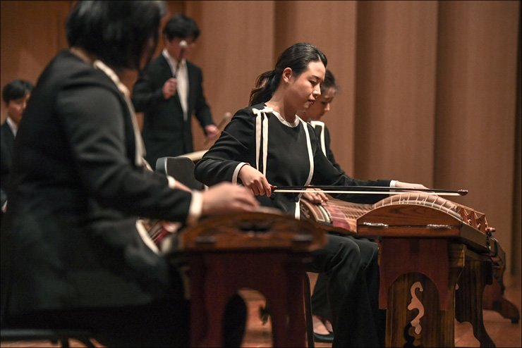 The 'Gugak Ensemble Festival' will be held at the Sejong Chamber Hall on Nov. 2 and 3.  / Courtesy of Sejong Center For The Performing Arts