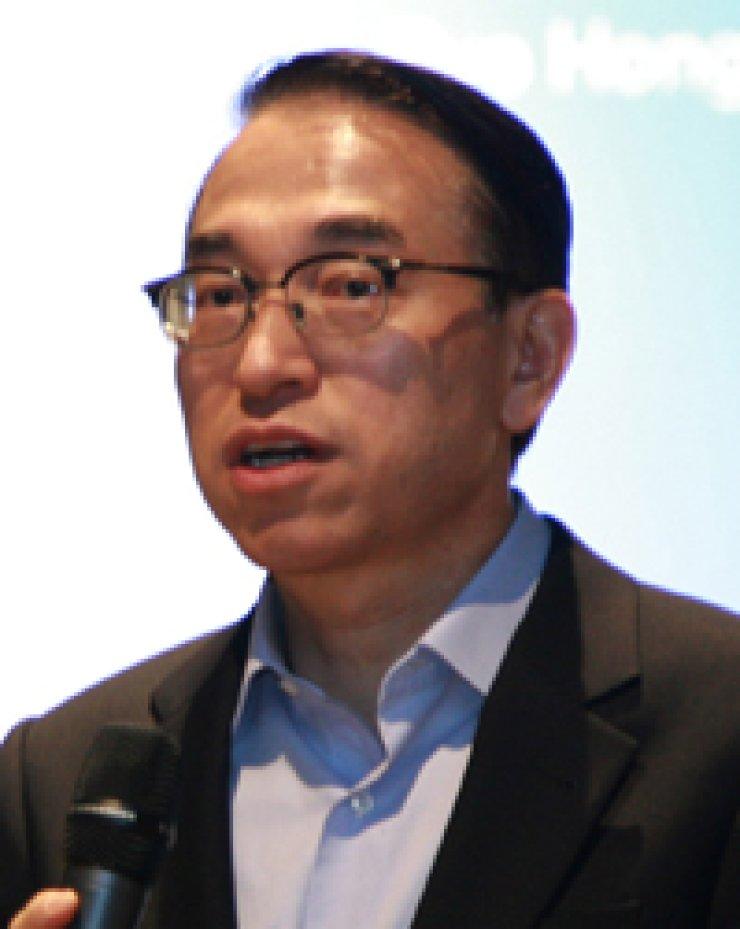 Hong Won-pyoSamsung Electronicspresident