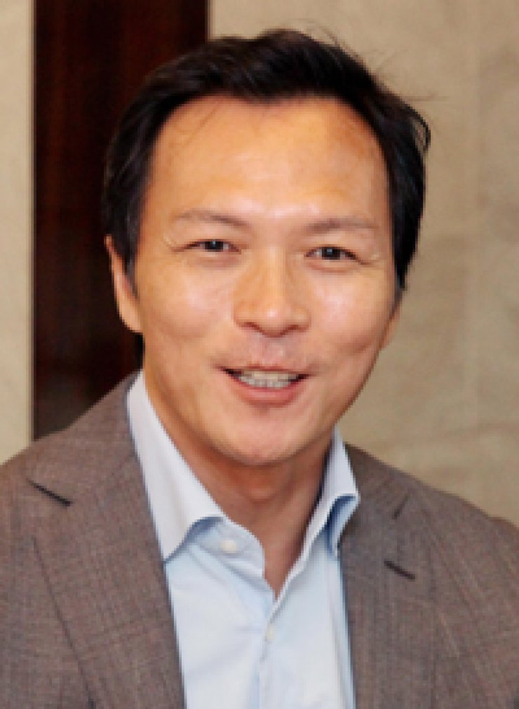 Yung Chung, managing director of AlixPartners Korea