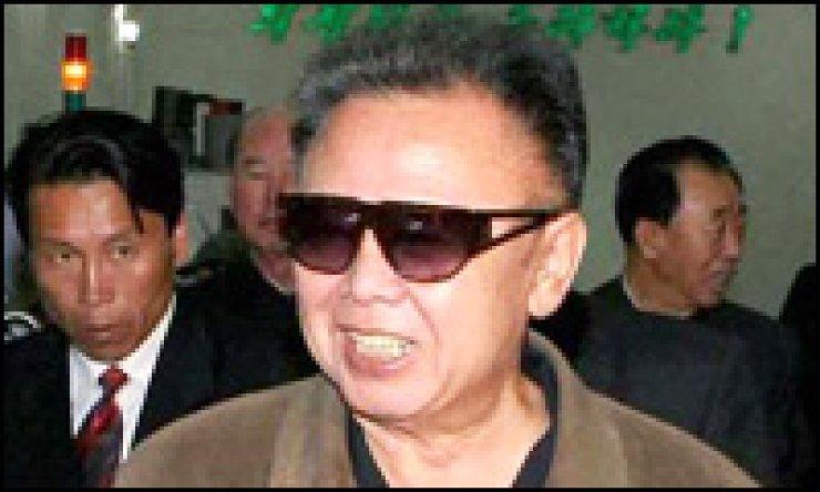 Kim Jong-ilLate NK leader