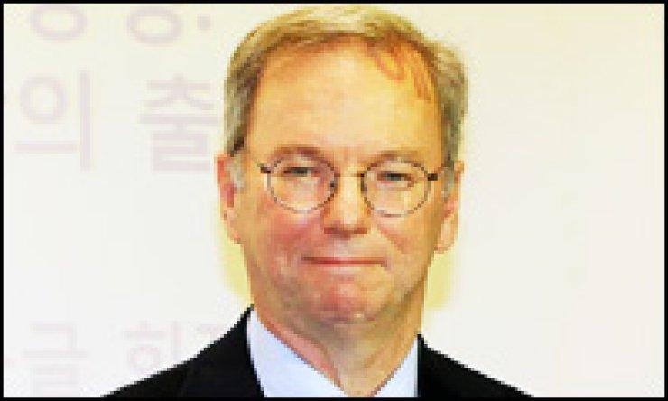 Eric SchmidtGoogle Executive Chairman