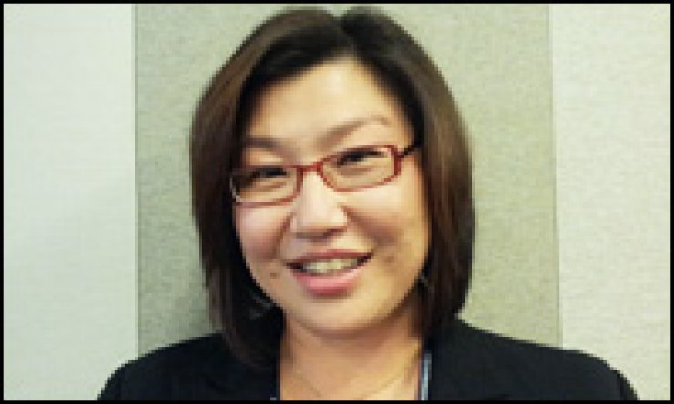 Erin Aeran Chung, professor of Johns Hopkins University