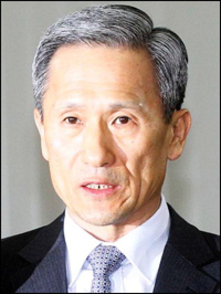 Kim Kwan-jinDefense minister