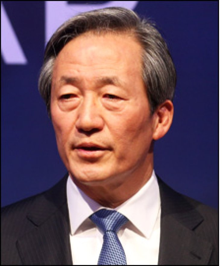 Rep. Chung Mong-joon Robert Galluci