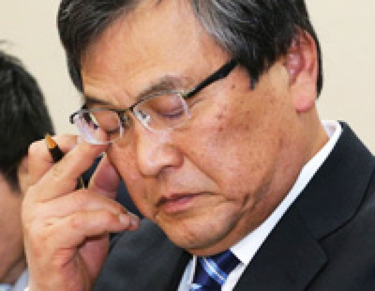Choi Mun-kee, minister nominee for Science, ICT and Future Planning