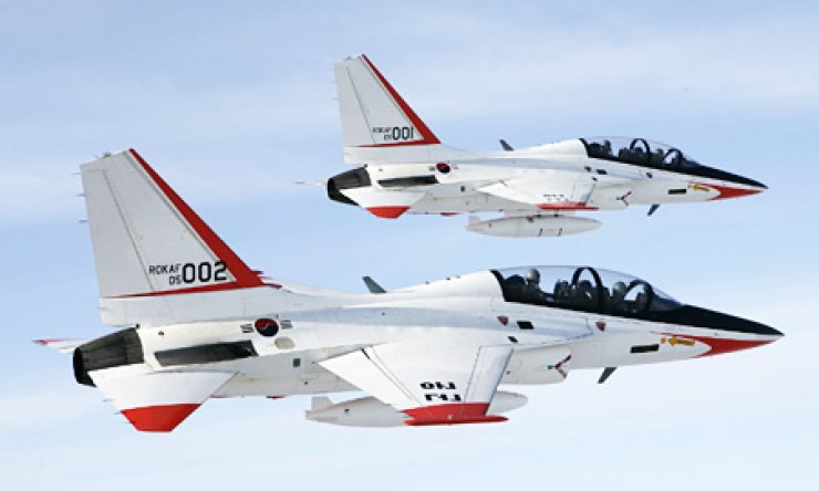 The T-50 Golden Eagles