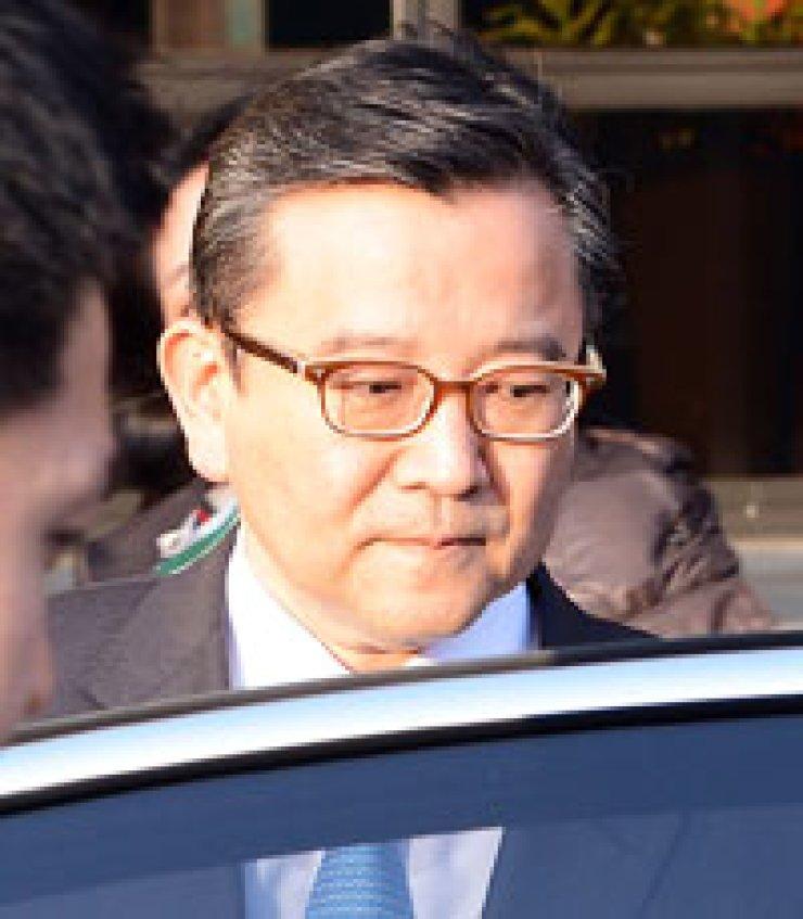 Kim Hak-euiEx-vice justice minister