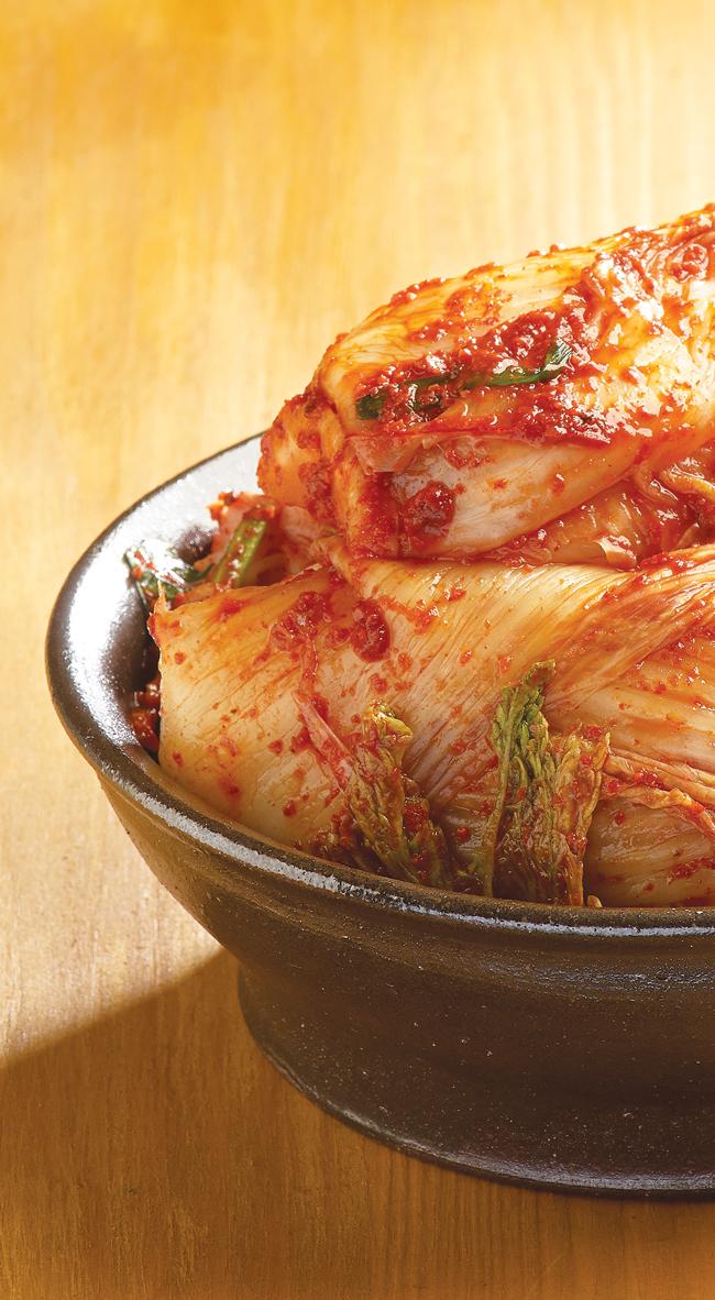 The water-based radish kimchi/ Courtesy of World Institute of Kimchi