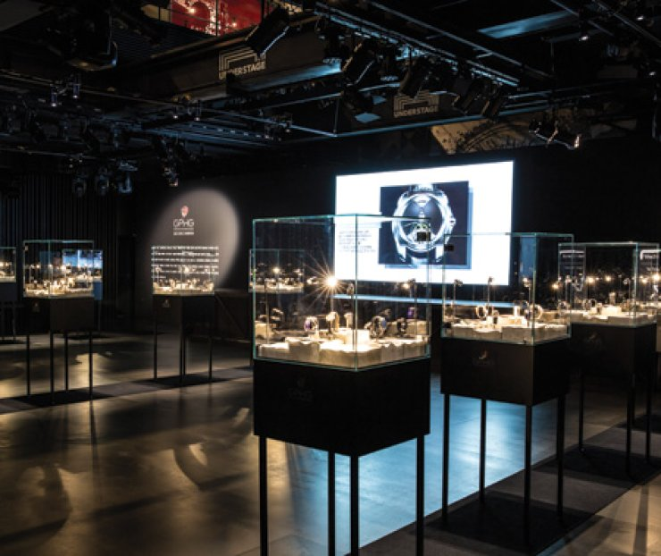 Swiss Grand Prix d'horlogerie de Geneve held an exhibition at the Hyundai Card Music Library in Seoul on Oct. 6-8. / Courtesy of Manual7