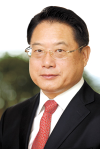 UNIDO Director General Li Yong