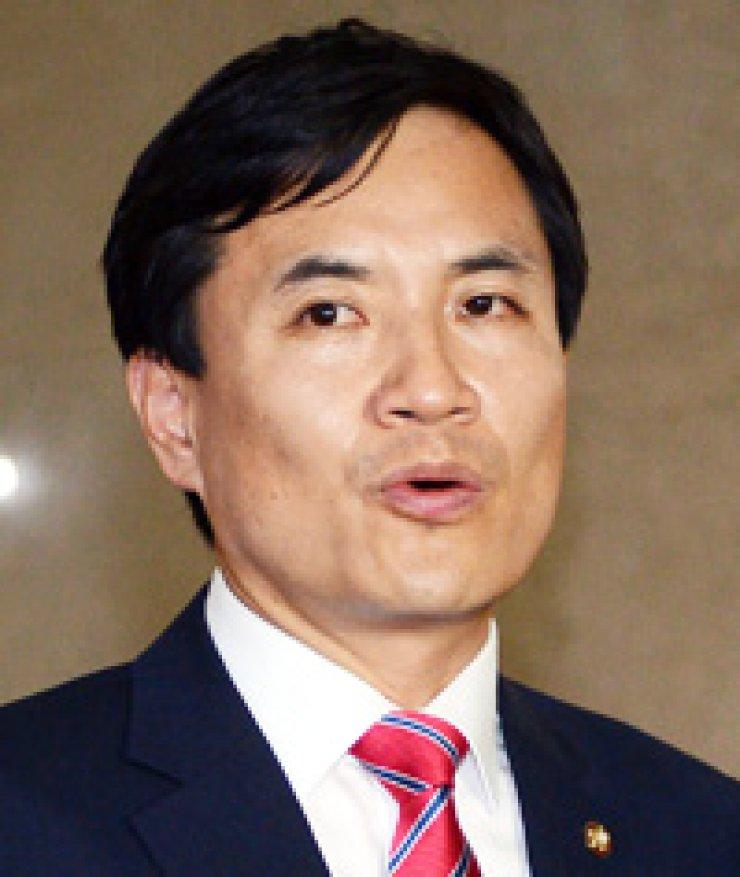 Rep. Kim Jin-tae