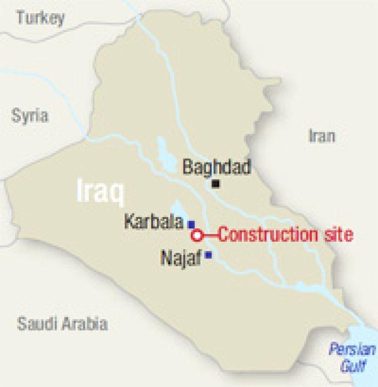 Local builders win mega deal in Iraq