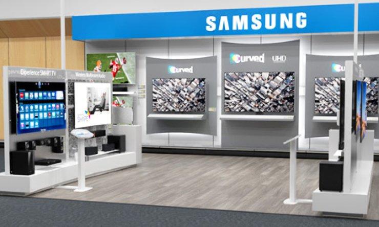 Samsung to set up 'shop-in-shop' at BestBuy