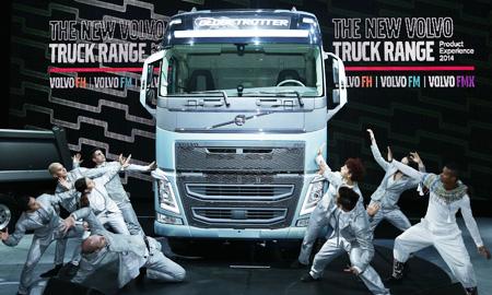 Volvo trucks launch new range in Korea