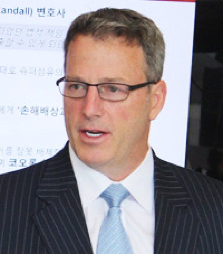 Jeff Randall, global head of Paul Hastings' intellectual property litigation unit