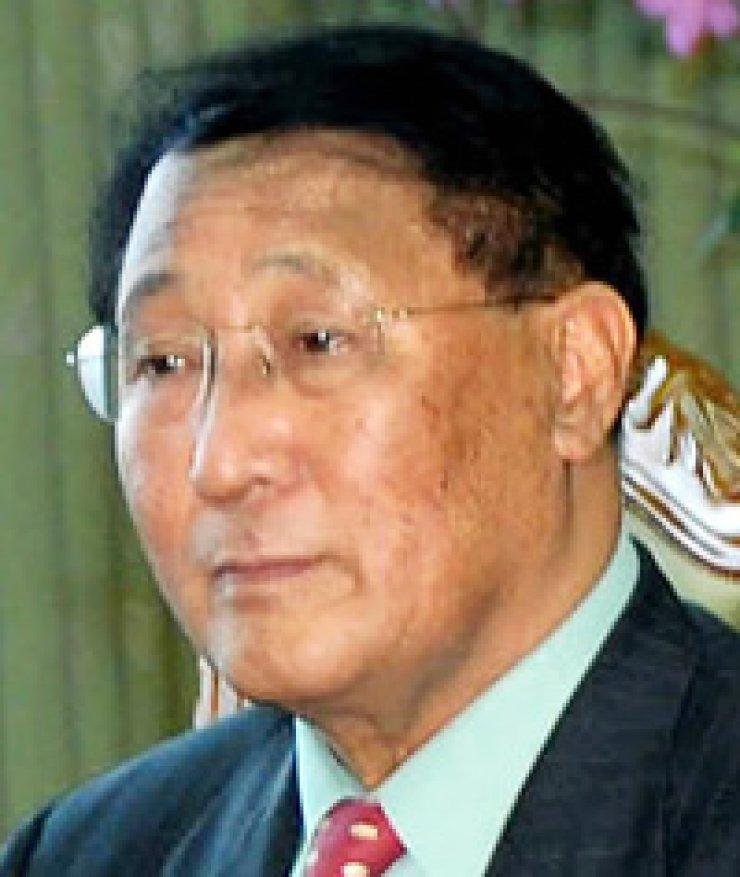 Kang Sok-ju