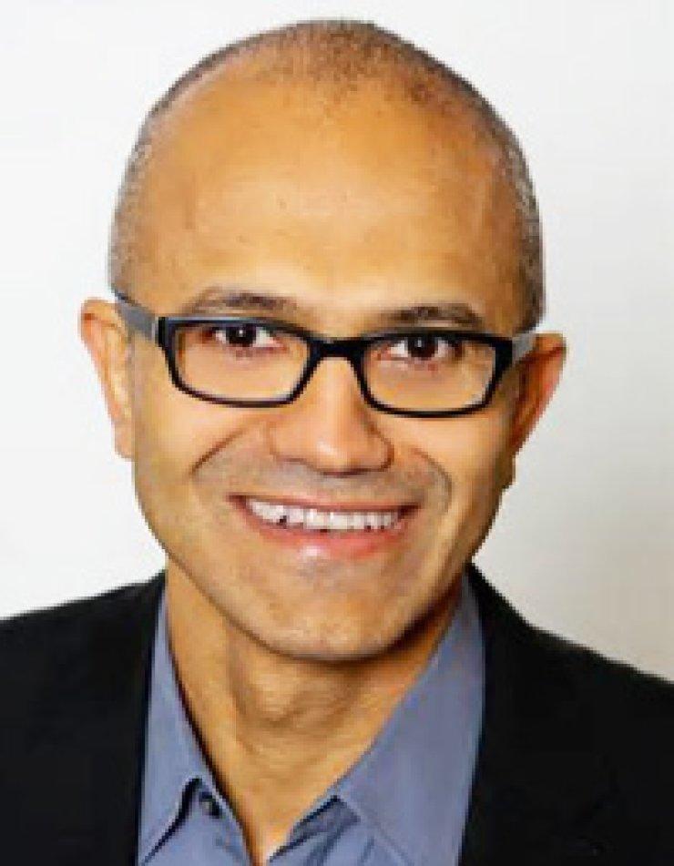 Satya NadellaMicrosoft CEO