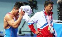 N. Korea adds wrestling gold, while S. Korea settles for silver