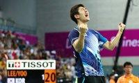 S. Korean badminton duo advances to final