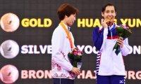 Korean dominance in taekwondo slips