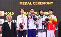 'Disabled people can also enjoy taekwondo'