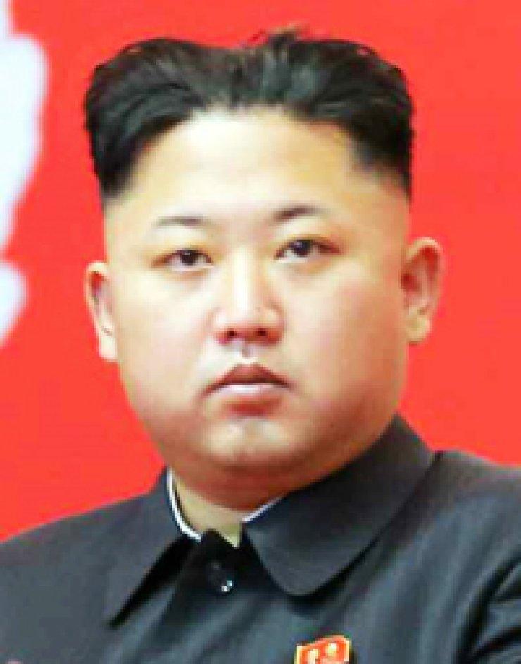 North Korean leader Kim Jong-un