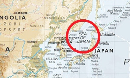 IKEA Criticized Over Sea of Japan Map Before Grand Opening in