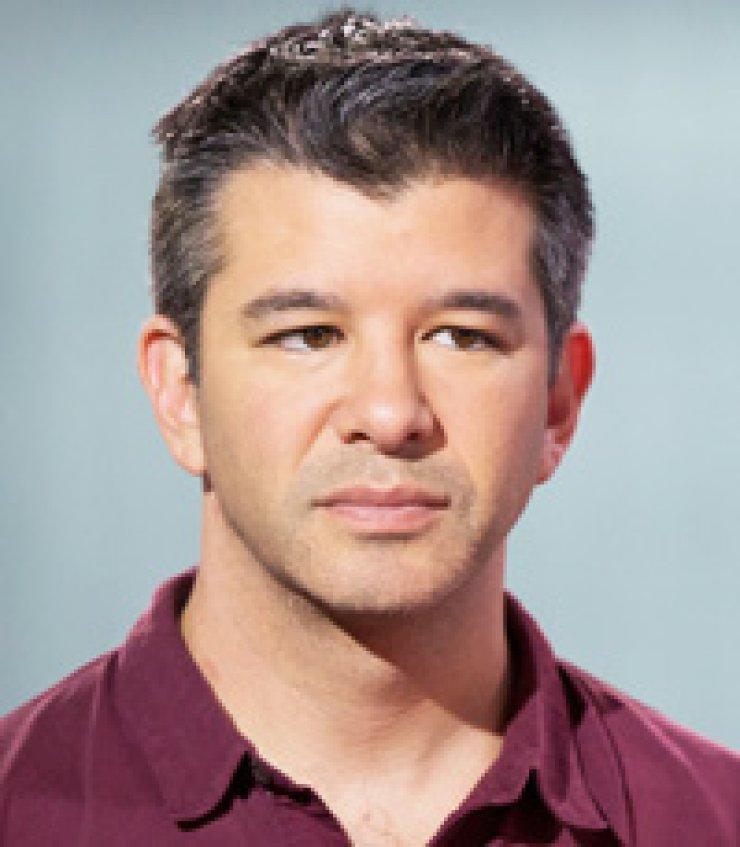 Travis KalanickUber CEO