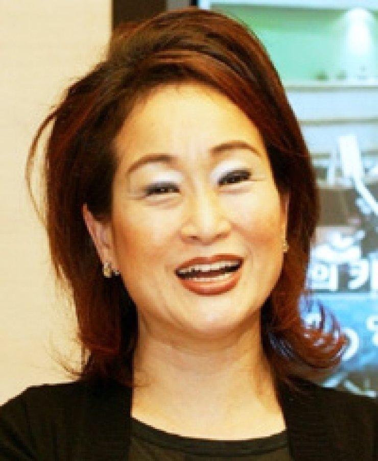 CJ Vice Chairwoman Lee Mi-kyung