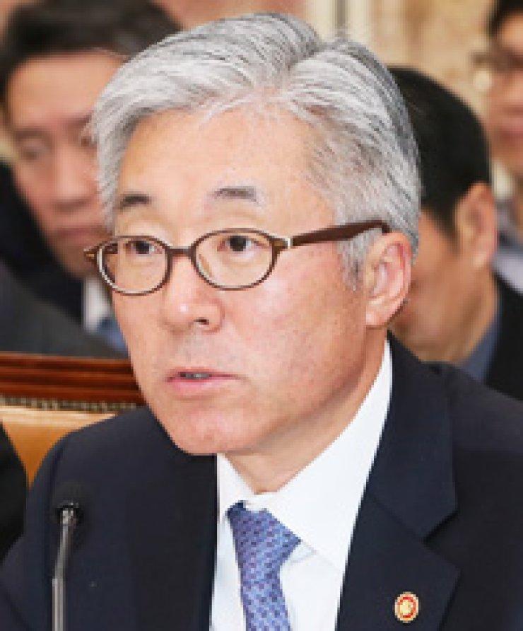 Kim Jong-deokCulture minister