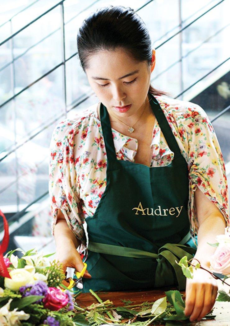 © Audrey Flowers