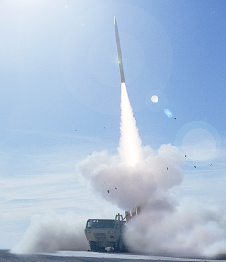 THAAD is U.S. advanced missile interceptor.