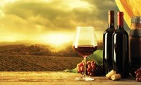 The charm of Piemonte wine