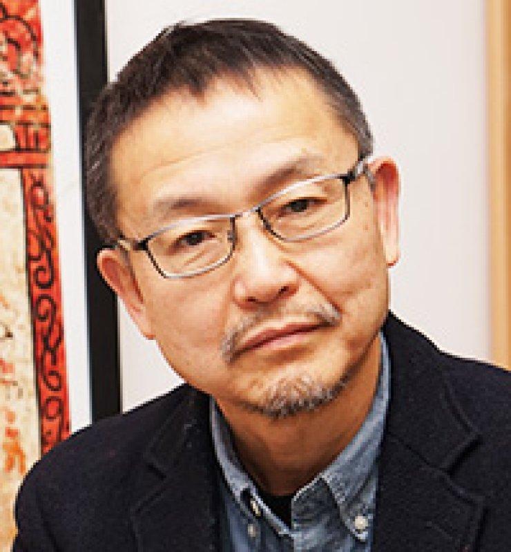 Activist Yano Hideki