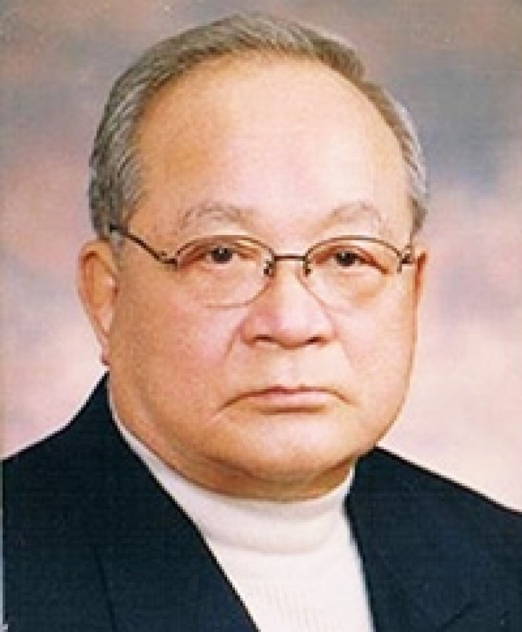The late Lee Maeng-hee