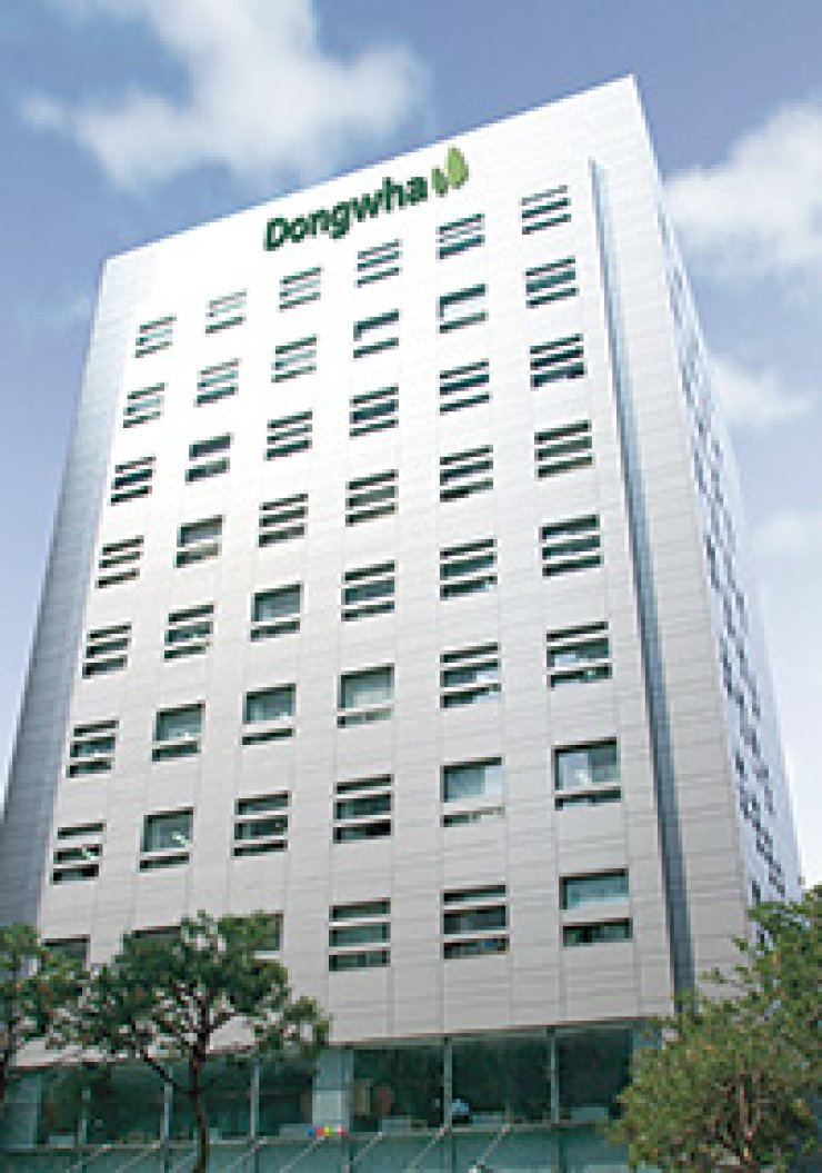 Dongwha Group's headquarters in Seoul