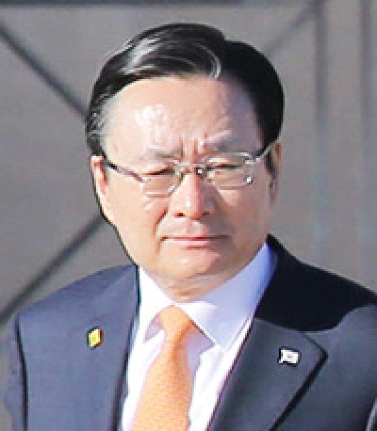Ju Chul-ki, senior presidential secretary for foreign affairs