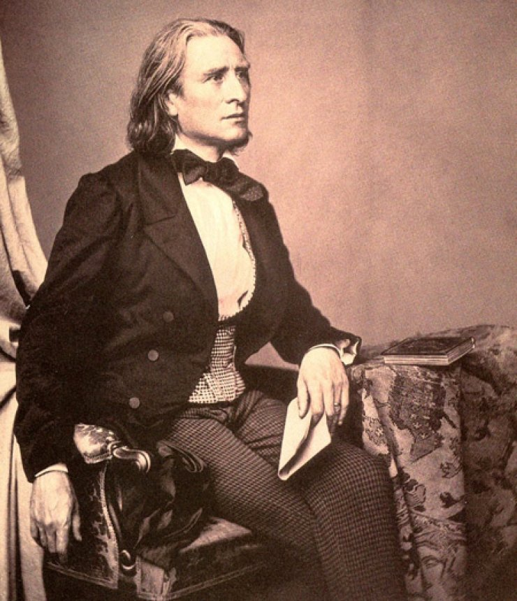 Hungarian pianist, composer and teacher Franz Liszt was deeply religious and expressed his faith through some of the most exquisite pieces ever written for his instrument. / Korea Times file