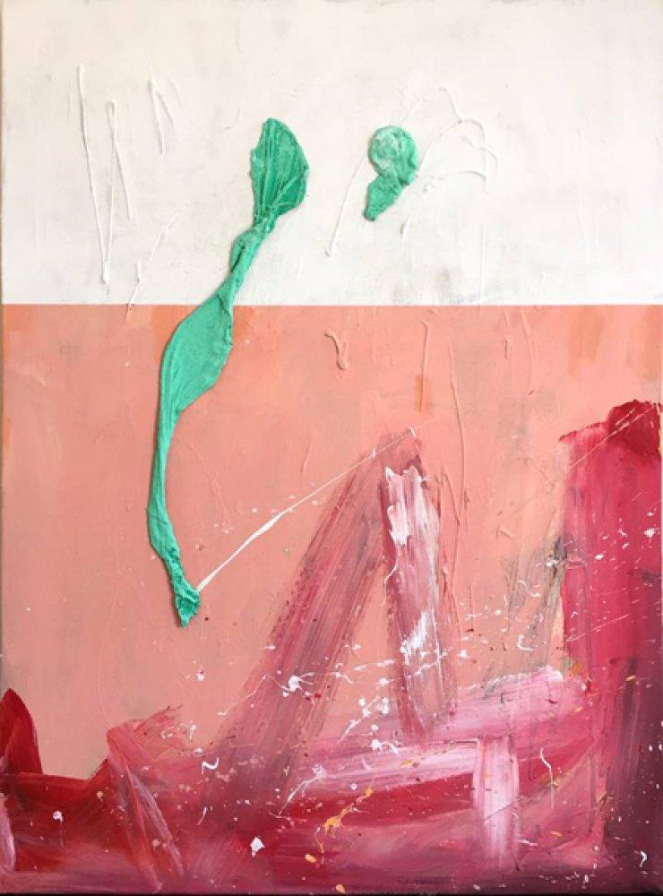 Kim Sang-woo's painting