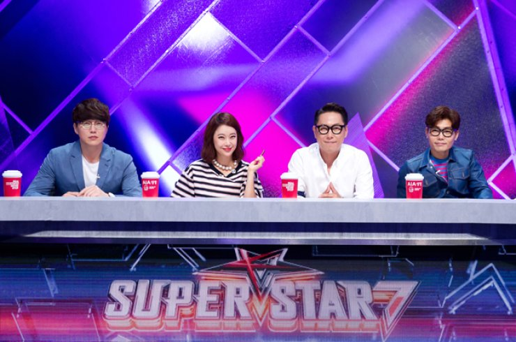 Superstar K7' accused of collusion again