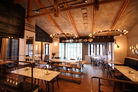 Architects captivates seoulites 39 taste bud - American home interior design theme ...