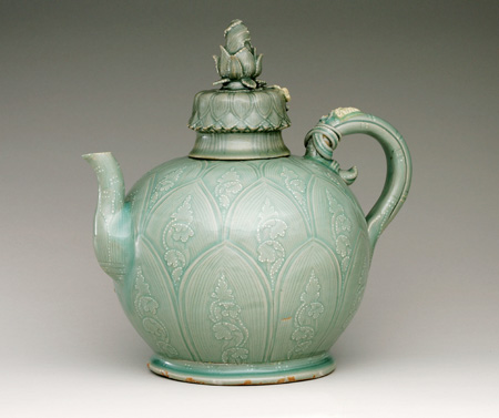 National Treasure No. 95 'Celadon Incense Burner' from the Goryeo Kingdom / Courtesy of National Museum of Korea