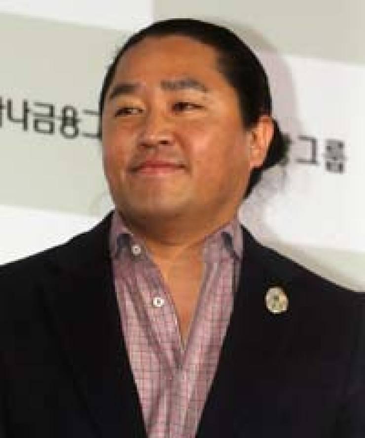 'Roaring Currents' director Kim Han-min