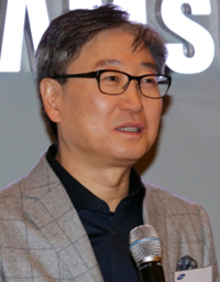 Yoon Boo-keunSamsung Electronics CEO